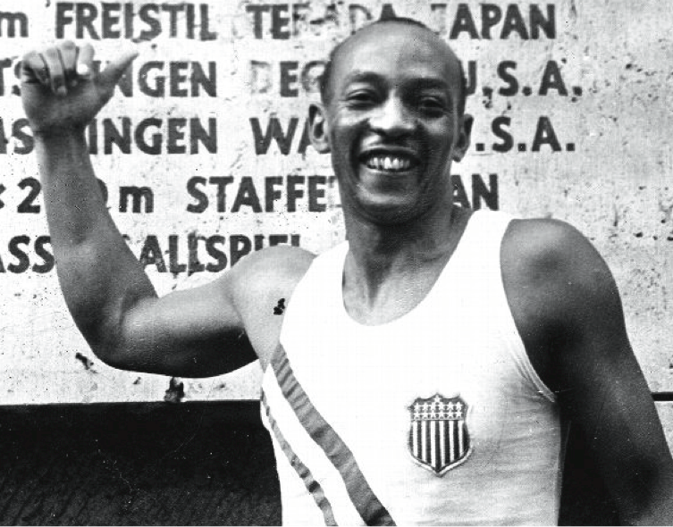 ss jesse owens Owens did it not once, but four times , winning gold medals in the 100-meter dash, before his countryman ralph metcalfe and the dutch ss policeman tinus osendarf 200-meter dash, the long jump and the 4 x 100 meter relay.