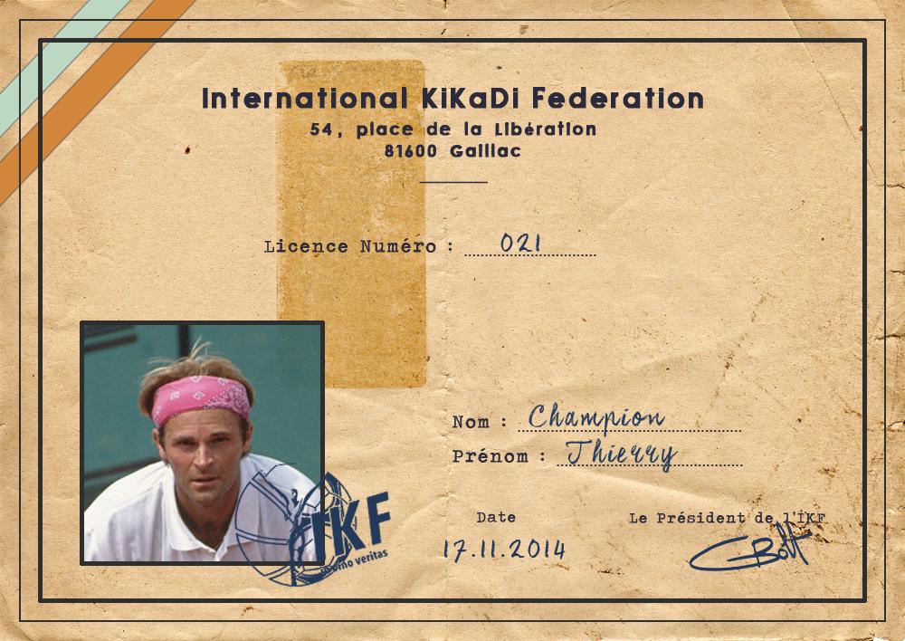 021. Thierry Champion